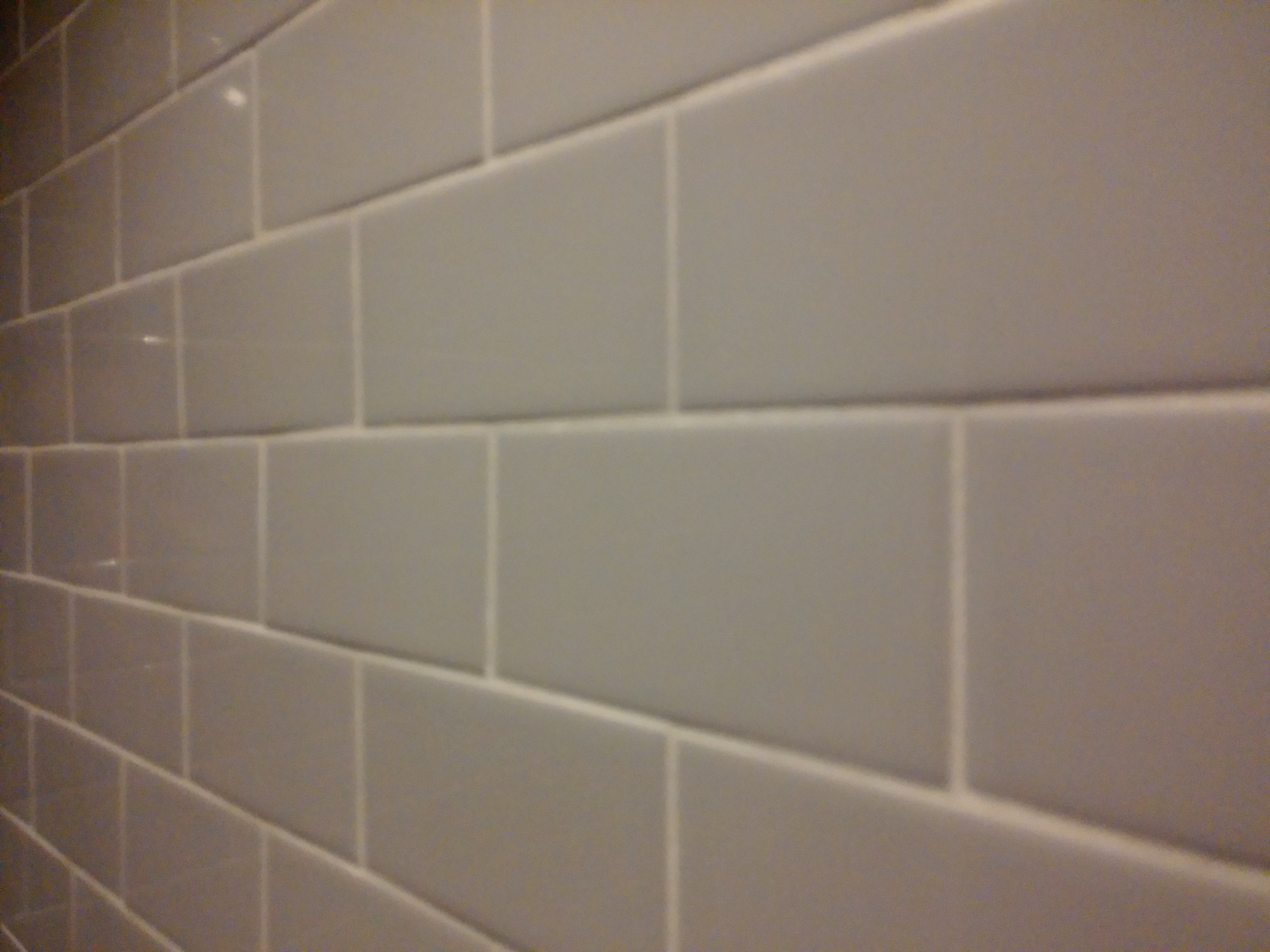 Tile Layout Ideas and Functionality - Tile Design Notes for Bathroom #2