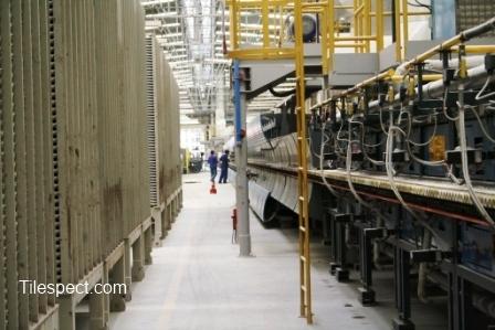 Tile Manufacturing Process